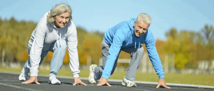 Gesund Leben im Alter