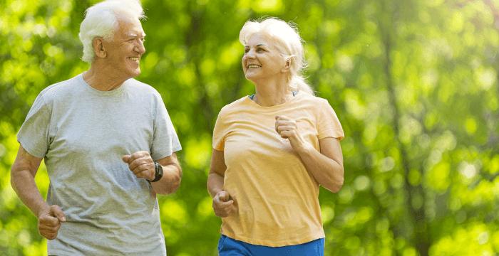 Tipps für Gesundheit bis ins hohe Alter