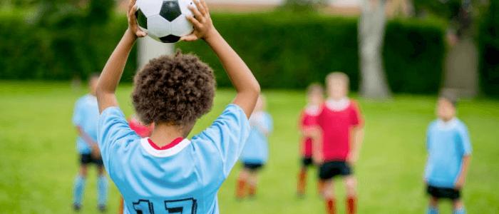 Übergewichtige Kinder Abnehmen Sport